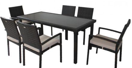 Zajímáte se o nový nábytek? Vyzkoušejte umělý ratan!