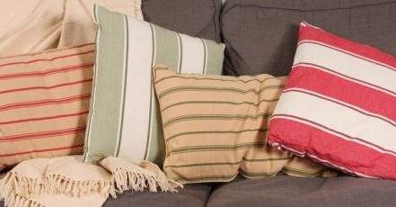 Lze sehnat kvalitní a pohledné bytové textilie levně?