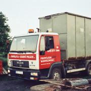 Odvoz suti Prostějov
