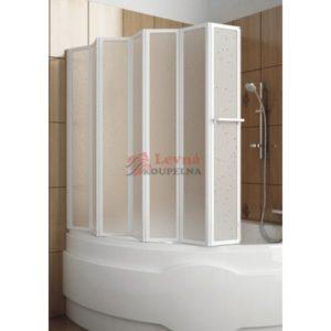 Vanové zástěny jsou dokonalým doplňkem do koupelny