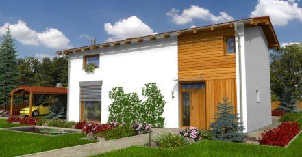 Dřevostavbypředstavují ideální bydlení pro spokojený život
