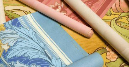 Tapety se vrací do módy, naučte se tapetovat (jak na to, jaké vybírat)