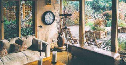 Zlepšete pohodlí svého obývacího pokoje
