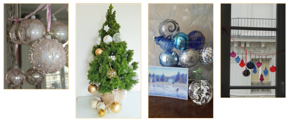 Jaké vánoční ozdoby vám nejvíce imponují?