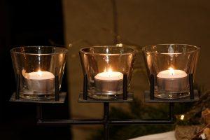 Svícny pro domácnost