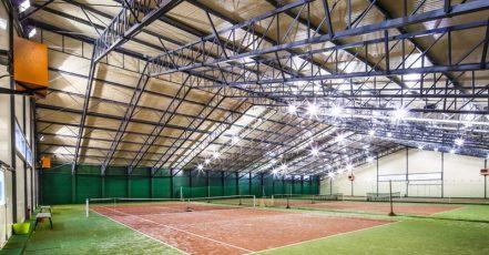 Zajistěte si kvalitní sportovní halu