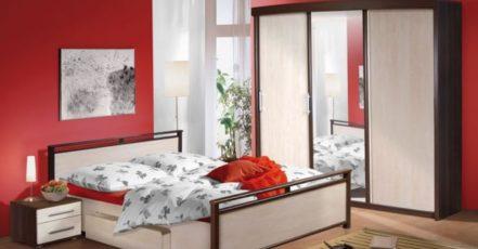 Vytvořte si ložnici přesně podle svých představ!