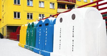 Tříděný odpadu – potřeba jsou i kvalitní nádoby!