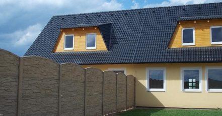 Vysněný plot kolem vašeho domu