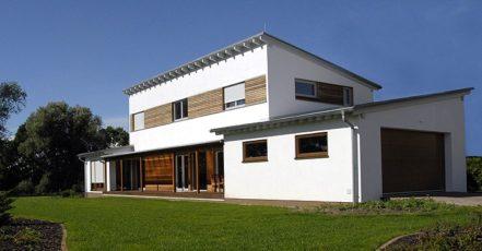 Nízkoenergetické domy od společnosti Alfahaus