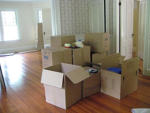 Usnadněte si stěhování uskladněním věcí