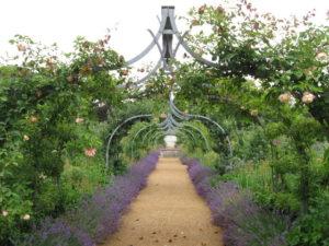 Zahradní zástěny