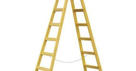 Bezpečnost práce na žebříku – dodržujete je?
