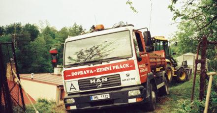 Zajistěte si odvoz a likvidaci suti