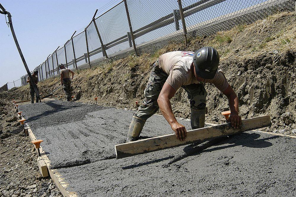 Jak správně pracovat s betonem
