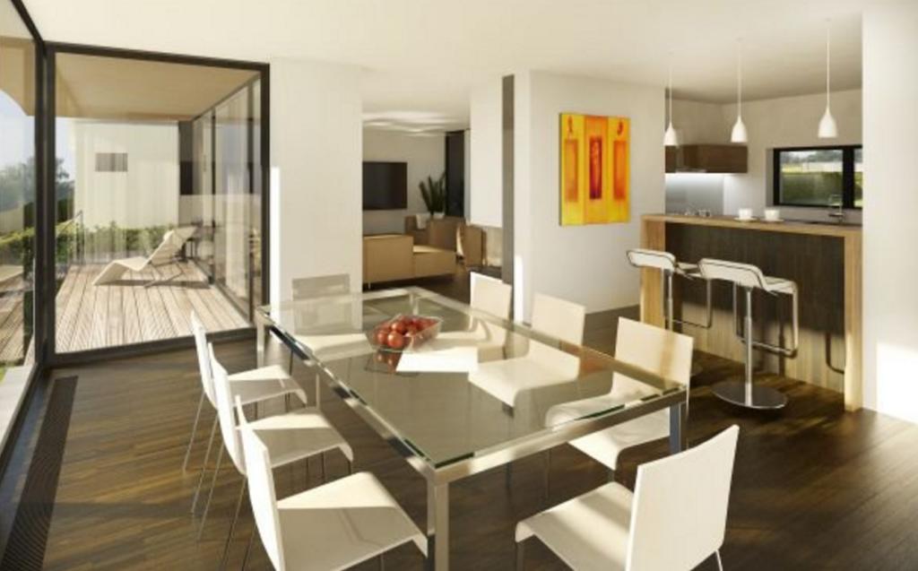 Luxusní bydlení vPraze