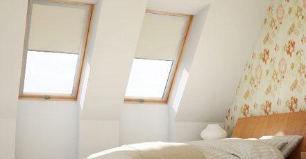 Jak získat více přirozeného světla v ložnici