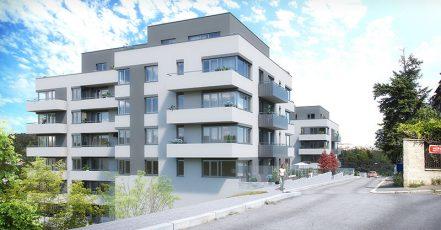 Seznamte se smoderním projektem bydlení – Rezidence Hadovitá