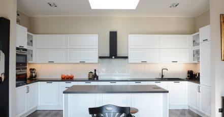 Komfort moderní kuchyně na míru