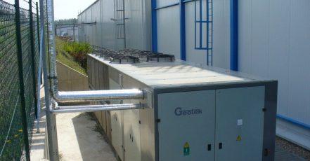 Výparníky pro chladírenské technologie