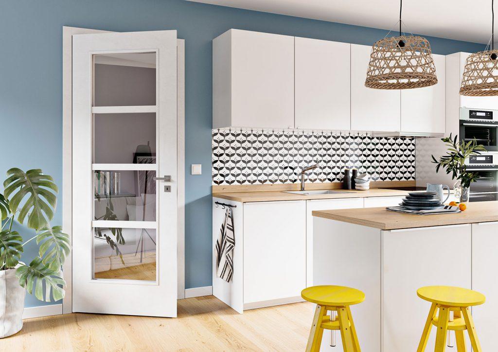 Interiérové dveře změní design bytu k nepoznání