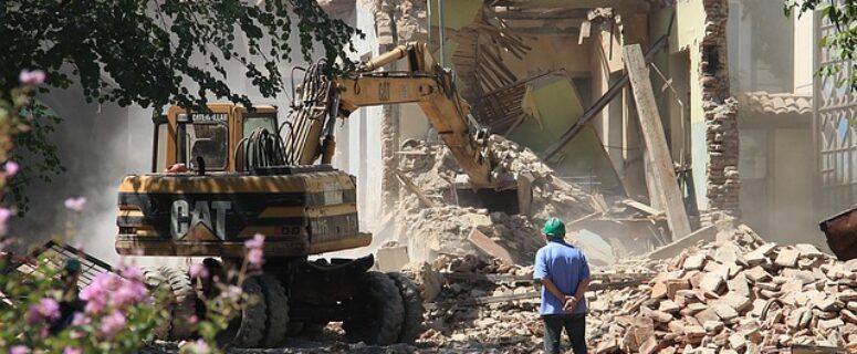 V jakých případech je demolice nemovitosti neodvratná?