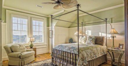 Vaše ložnice v novém ložním prádle