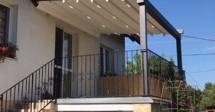 3 důvody, pro zvolit posuvnou střechu pergoly