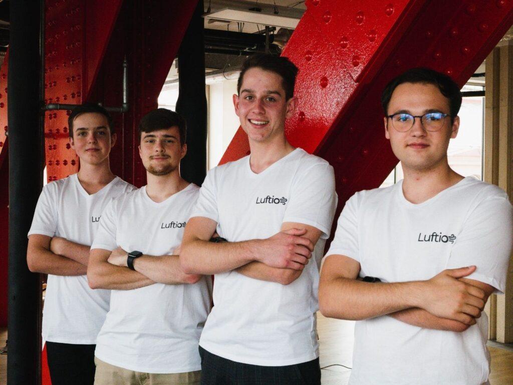 Startup Luftio míří zlepšovat kvalitu vzduchu do kanceláří a škol